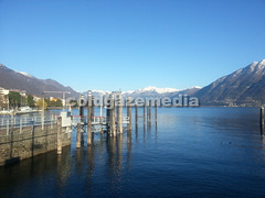 20160318_172203 (coldgazemedia) Tags: switzerland photobank stockphoto ticino locarno landscape lake lakemaggiore bluesky blue swissvillage snowmountain outdoor pier water waterfront sea seaside scenery mountain