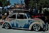 Surf Bug (PorchPhoto) Tags: nikond70s nikon monrovia monroviacalifornia car show hotrod classiccar classic old custom vw bug volkswagen beachcruiser