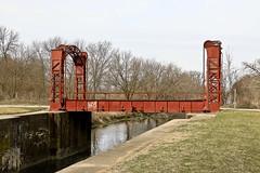 A0799HCHENb (preacher43) Tags: geneseo colona illinois hennepin canal henrycounty bridge lock 26 outdoor outdoors