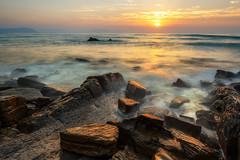 Atardecer en Barrika (Alfredo.Ruiz) Tags: canon eos 6d 1740 barrika playa bizkaia