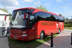 Cheltenham Town F.C. Team Coach (5asideHero) Tags: marchants coaches cheltenham town fc mercedes benz tourismo bx14 omr