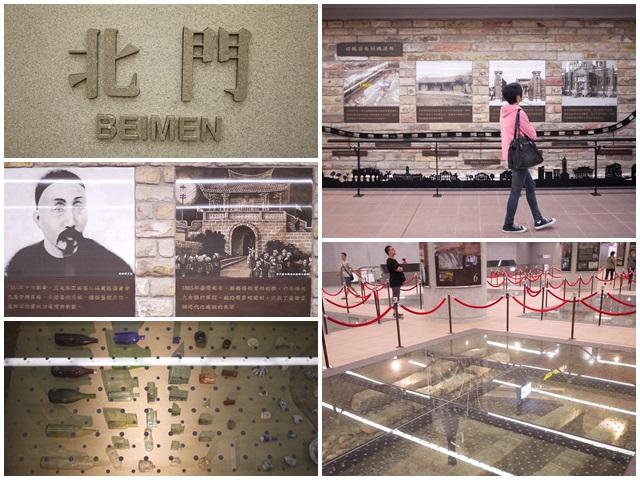 捷運松山線北門站台北博物館古蹟清代遺跡page
