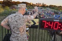 141026-M-GZ082-040 (36th CMC) Tags: arlington unitedstates va marines cmc mcm unitedstatesmarinecorps commandantofthemarinecorps marinecorpsmarathon2014 generaljosephfdunfordjr