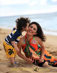 True Love (Mahshid Fardadi) Tags: love beach canon hawaii maui nephew ef70200mm f28l 5dmarkiii