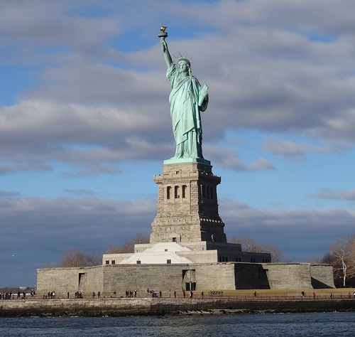 Statue of Liberty, From FlickrPhotos