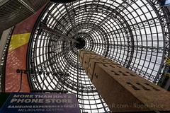 ...but Shot Tower at Melbourne Central is quite fun! (antwerpenR) Tags: au australia melbourne