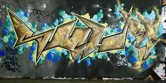 Sach (cocabeenslinky) Tags: street city uk november england urban streetart london art lumix graffiti artist grafitti photos south graf united capital kingdom tunnel east panasonic waterloo graff sach leake se1 artiste 2014 dmcg6 cocabeenslinky