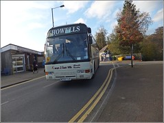 Howells Coaches M793VJO (welshpete2007) Tags: algarve dennis howells caetano coaches javelin m793vjo