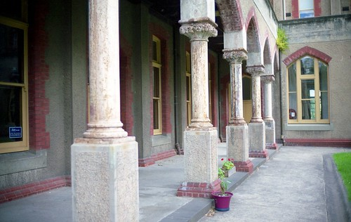 Pillars.....