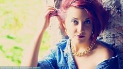 Viola (Matrix - ex Alebopp) Tags: light red portrait italy girl beauty fashion glamour ritratto romamor 500px bareden nikond600 flickr12days