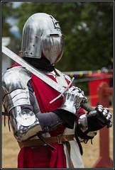 Foot Soldier, 2015 World Invitational Jousting Festival, Upper Hutt,No.4 (ROGERBEE.) Tags: newzealand horses knights armour jousting mediaeval upperhutt