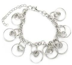 5th Avenue Silver Bracelet P9112A-3
