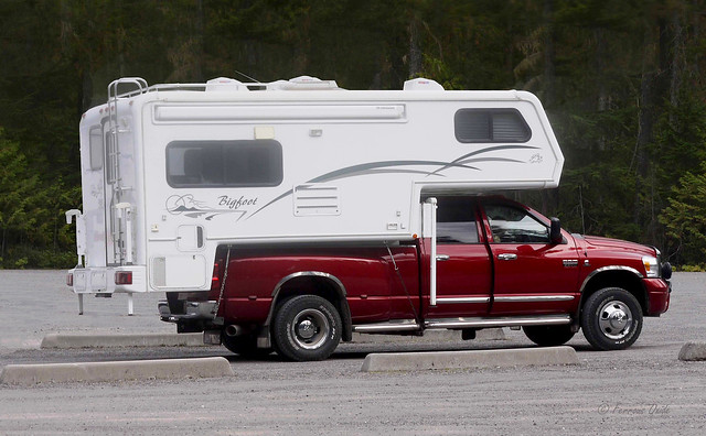 ram bigfoot camper f500