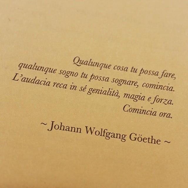 #exergo de #lacustodedeisogni di NICOLETTA Torregrossa. una delle frasi guida della mia vita :-) #citazioni  #letture #nicolettatorregrossa