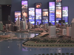 A model of Singapore