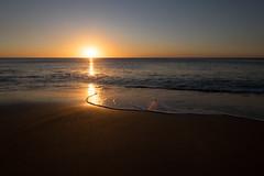 First Sunset!
