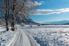 Schnee_Emmersdorf im Gailtal (JoCo6299) Tags: schnee light sun snow canon landscape eos austria licht sterreich sigma krnten carinthia landschaft sonne schatten stimmung emmersdorf gailtal 70d 1750mm 1750mmf28oshsm