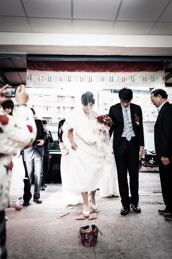 嘉呈&敏媛Wedding-46