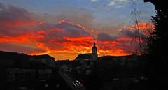 Birkfeld (ernst.weberhofer) Tags: sunrise sonnenaufgang steiermark styria joglland birkfeld waldheimat