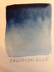 Prussian Blue (ColorReference) Tags: transparent coolblue prussianblue