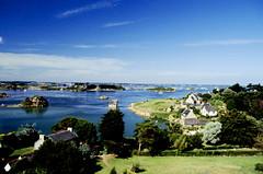Ile de Brehat - 1 (anto_gal) Tags: 2001 france bretagne dia francia diapositiva isola bretagna paimpol arcipelago ctesdarmor