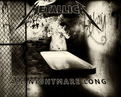 METALLICA - All Nightmare Long - Fan art - Insane Asylum (RickDrew) Tags: light art table fan insane scary mask room cage creepy doctor needle metallica psychopath nightmare gown asylum operating morgue