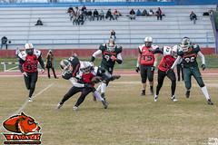 LNFA '14-15 Cuervos 26 - Jabatos 66