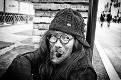 (MT...) Tags: street leica portrait blackandwhite bw monochrome tokyo  asph   summiluxm  f1435mm mmonochrom leicamm