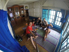 Photo de 14h - Chez Jamal, Volunteers in Java (Indonésie) - 27.02.2015
