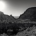The Sun Shines from Above (Big Bend National Park)