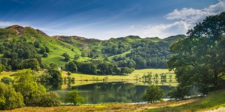 English Idyll - Lake District, Cumbria, England ( View Large! )