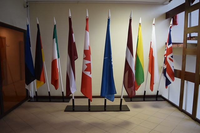 Canada contributes to the NATO StratCom COE