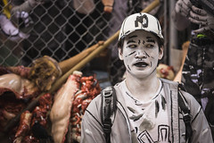 Walker Stalker Con - 2015 (SauceyJack) Tags: portrait chicago face television comics walki