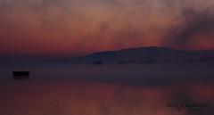 Misty Morning at Uchali