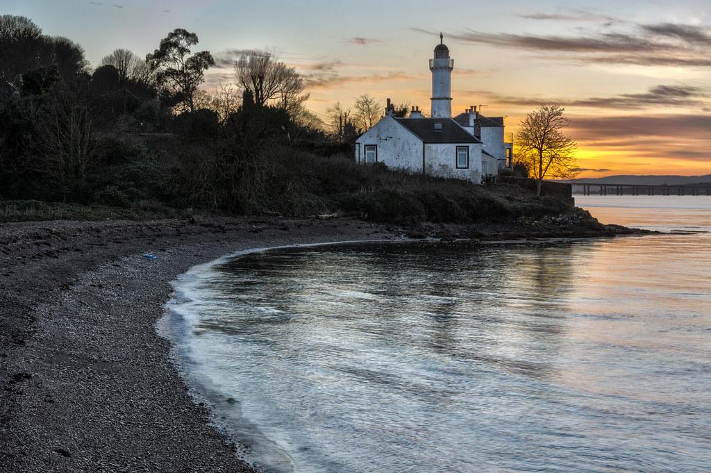 The Lighthouse on the Beach