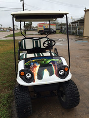 "Incredible Hulk golf cart decals. Custom Graphics <a style=""margin-left:10px; font-size:0.8em;"" href=""http://www.flickr.com/photos/69723857@N07/16802109642/"" target=""_blank"">@flickr</a>"