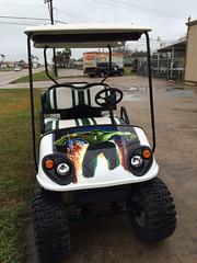 "Incredible Hulk golf cart decals. Custom Graphics <a style=""margin-left:10px; font-size:0.8em;"" href=""http://www.flickr.com/photos/69723857@N07/16802109642/"" target=""_blank"">@flickr</a>"