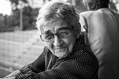 It's important to have a twinkle in your wrinkle... (Just lovin' it) Tags: portrait love age sweet