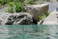 Trebbia 4 (kamalgulzar) Tags: trebbia fiume river water swimming pool clean transparent reflection sky outdoor panorama