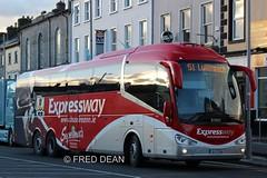 Bus Eireann SE25 (151D12258). (Fred Dean Jnr) Tags: expressway scania buseireann irizar i6 supermacs se25 triaxle buseireannroute51 151d12258