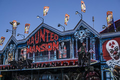 Haunted Mansion (evaxebra) Tags: