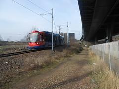 Supertram 112 (ee20213) Tags: m1 sheffield 112 stagecoach yellowline supertram meadowhall