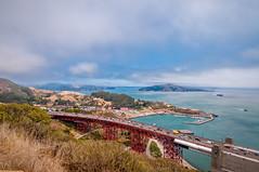 The Bay (luqmac) Tags: clouds goldengatebridge bayarea angelisland thebay marinheadlands californiacoast pacificcoasthighway goldengatenationalrecreationarea nikond300