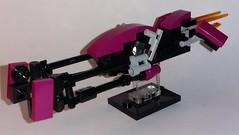 EV-39 Lumos (Brickule) Tags: lego destiny sparrow space race brickforge