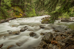 Granite Creek (Dex Horton Photography) Tags: granitecreek northcascades nationalpark wilderness washingtonstate lakediablo longexposure river silk water forest woods nature outdoors outside