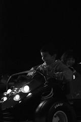 DSC_0205 (rlnv) Tags: california bayarea nikond3300 1855mmf3556gvrii centralcoast santacruzbeachboardwalk santacruz beach walter blackandwhite ride caitlin night