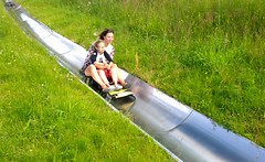 Summer Sledge (timo_w2s) Tags: ruka kuusamo lapland finland summer sledge track