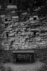 Alone (Tom Brierley) Tags: castle moody medieval haunting