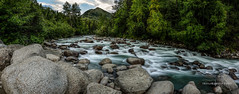 Little Susitna river (Traylor Photography) Tags: alaska longexposure willow river forest littlesusitnariver palmer panorama hatcherspass water independencemine