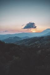 Sunset in Zlatibor (Uljmanski) Tags: nature landscape serbia srbija mountain travel zlatibor europe
